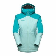 CHAQUETA MUJER MAMMUT CONVEY TOUR HS HOODED