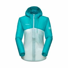CHAQUETA MUJER MAMMUT CONVEY WB HOODED