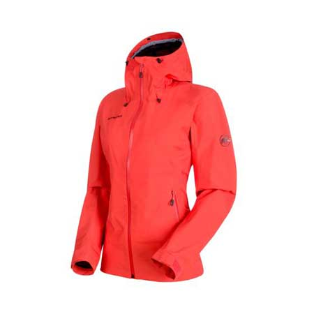 Chaqueta Mujer Convey Tour Hs Hooded